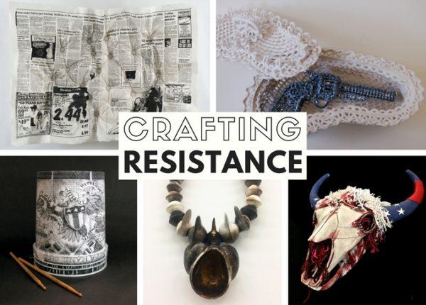 crafting resistance boise state porcelain sugar gun