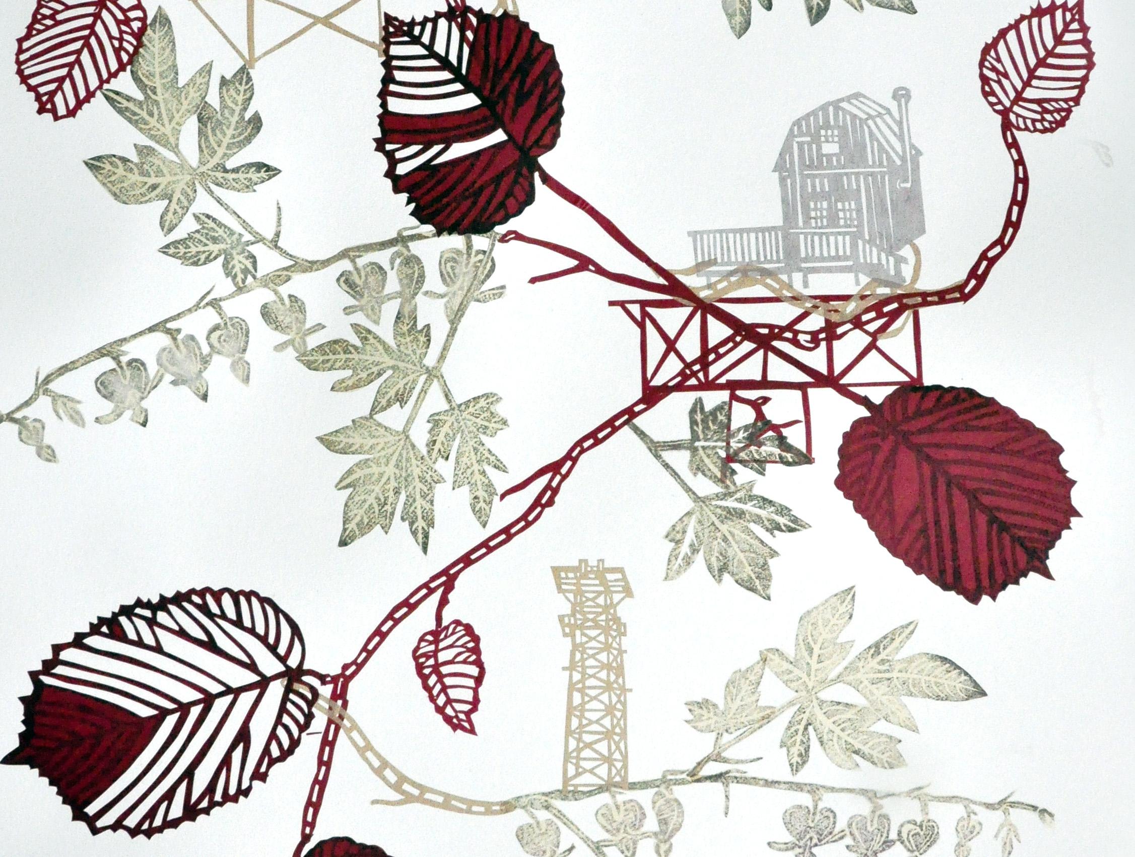 Susan Graham botanical art print